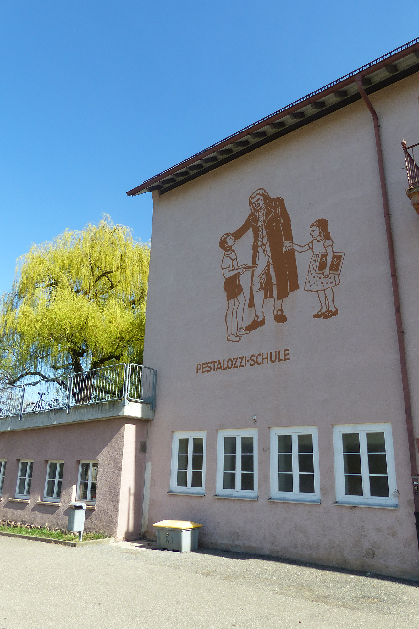 Pestalozzi-Schule Gerlingen